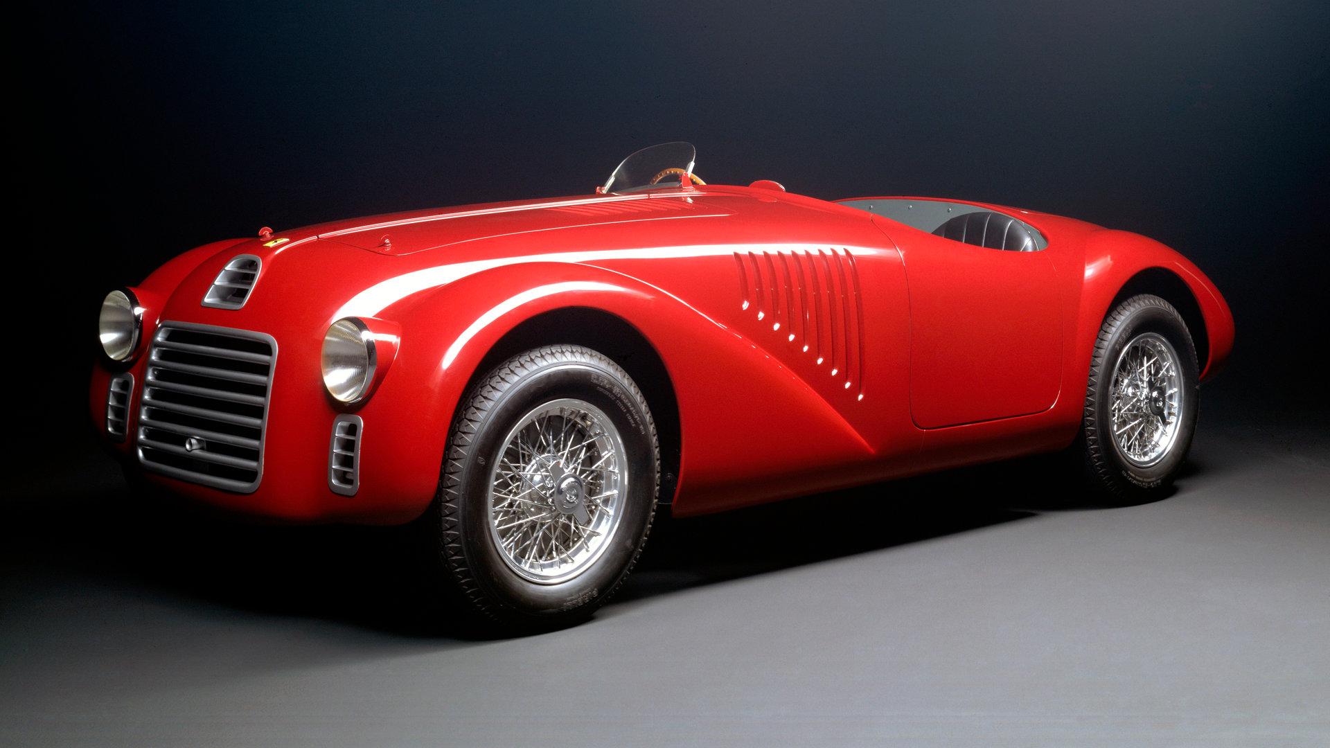 Coche del día: Ferrari 125 S