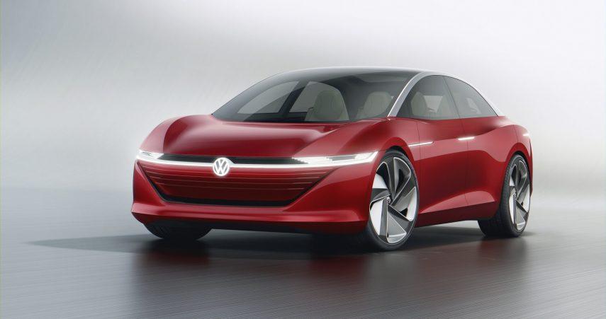 Volkswagen amplía la gama I.D. con el VIZZION