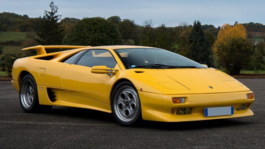 Coche del día: Lamborghini Diablo