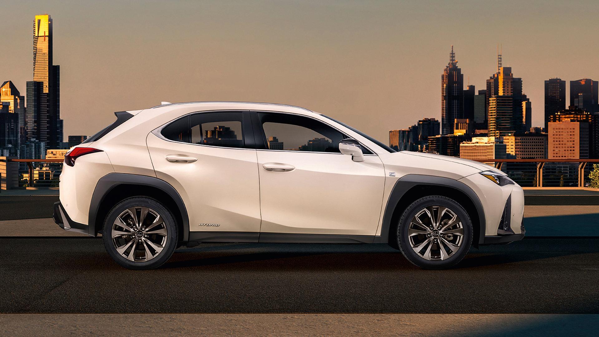Lexus UX, el próximo SUVperventas híbrido