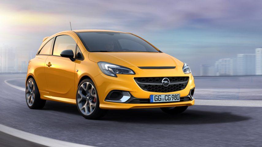Vuelve el Opel Corsa GSi, pero…