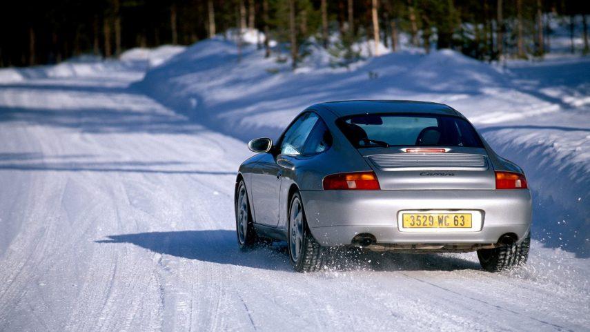 En España ya preferimos neumáticos todotiempo sobre los de invierno