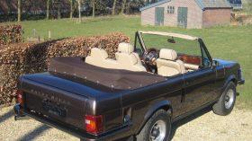 Range Rover Cabriolet de Juan Carlos I