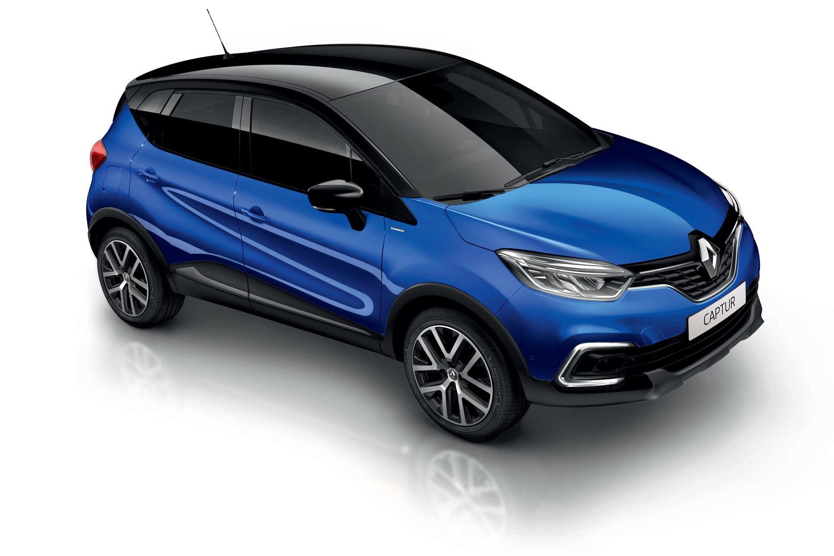 Renault Captur S-Edition, presuntamente deportivo