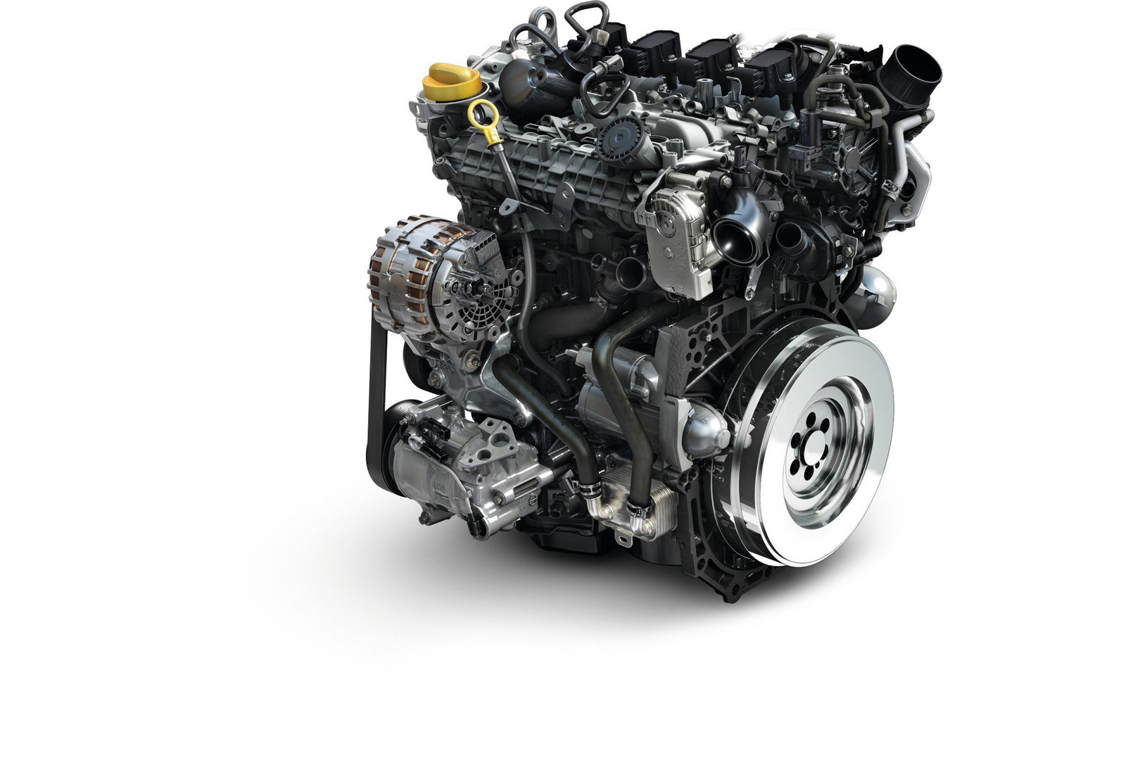 Renault presenta el motor policombustible LGBTTTIQA