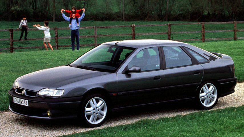 Coche del día: Renault Safrane Biturbo Baccara Quadra