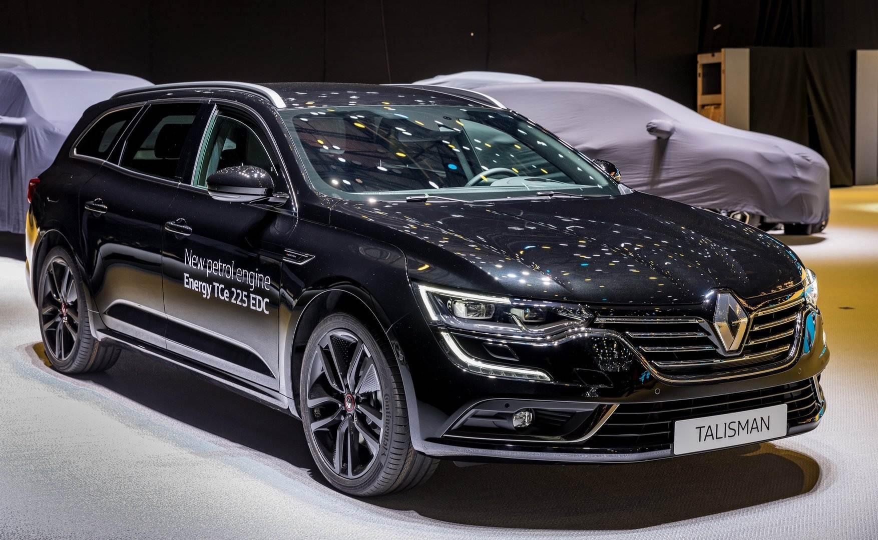 Renault completa la gama del Talisman por arriba con la nueva versión S-Edition