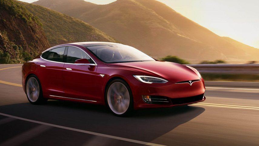 Coche del día: Tesla Model S