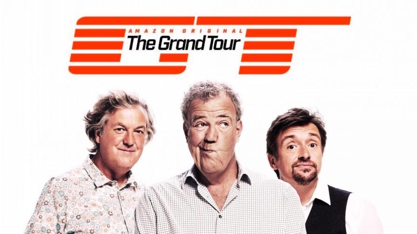 "Amazon podría no firmar una cuarta temporada de ""The Grand Tour"""