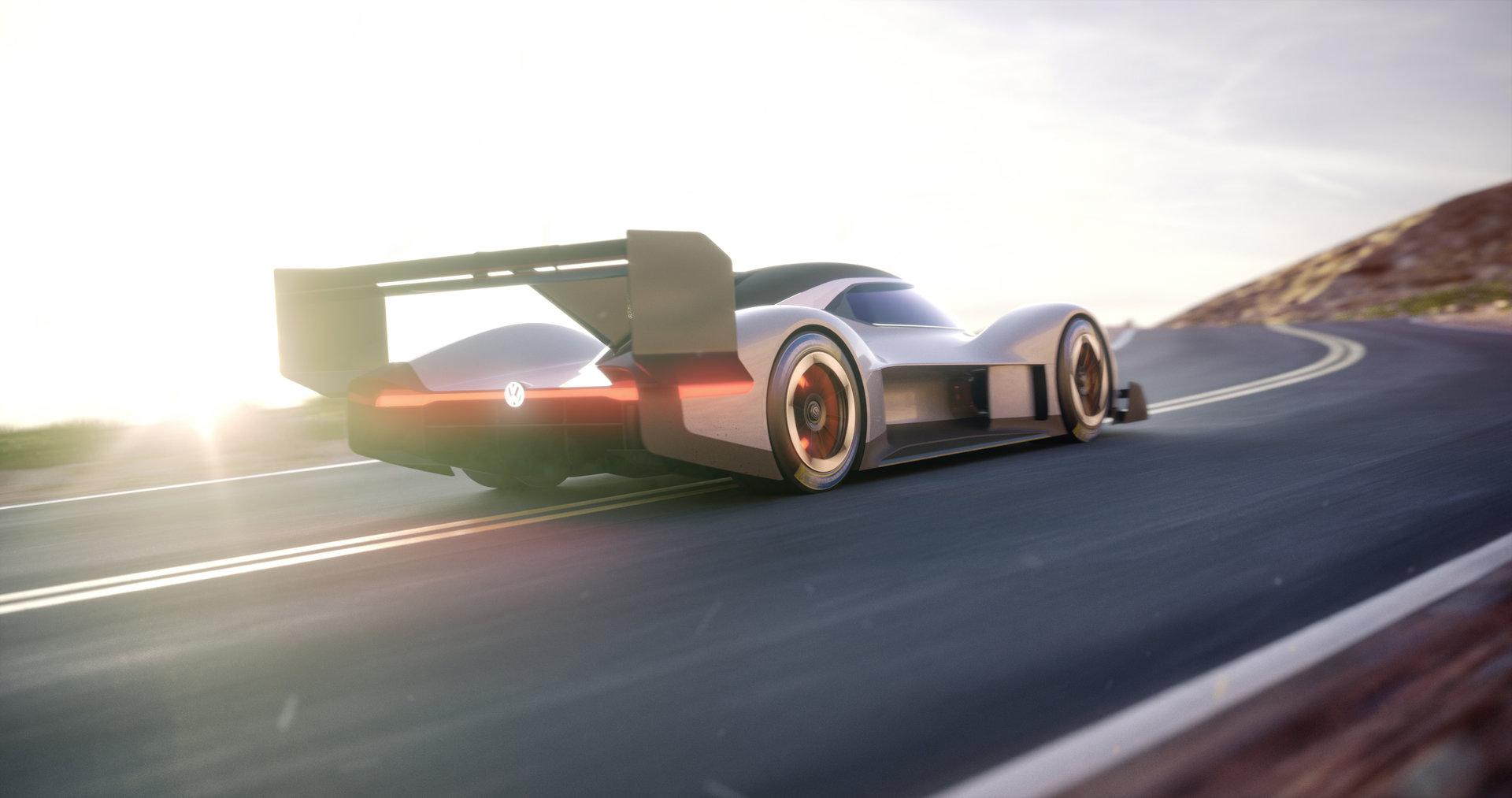 Volkswagen quiere alcanzar un nuevo récord en Pikes Peak con un eléctrico