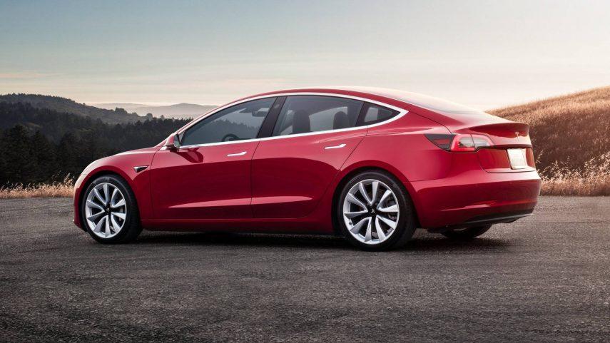 El Tesla Model 3 empieza a despegar en su tierra natal