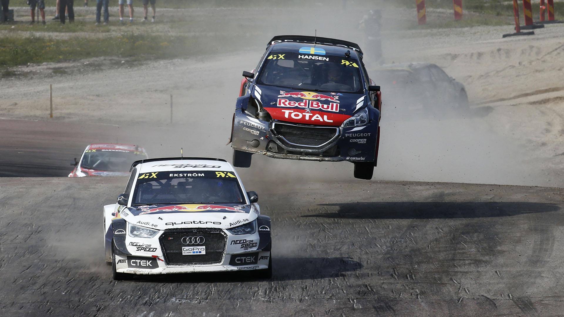 Audi WRX
