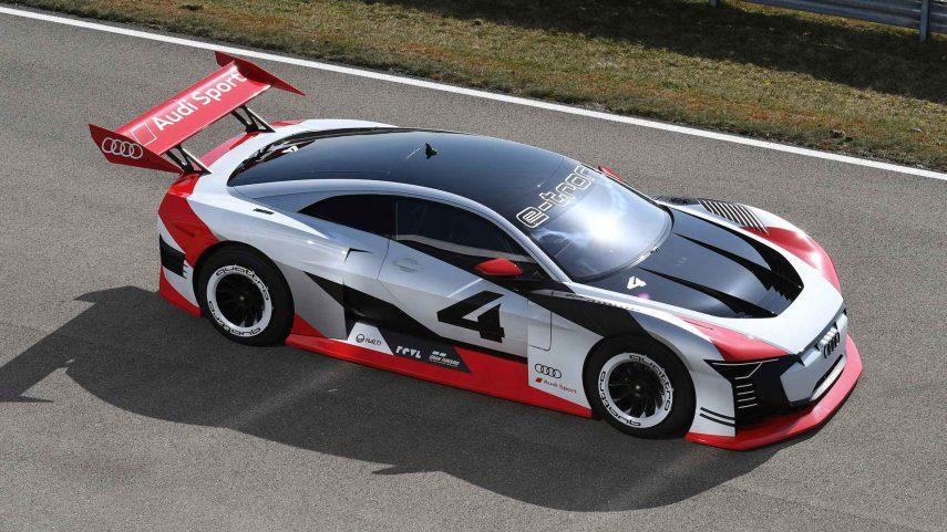 Audi lleva a la realidad un coche del juego Gran Turismo