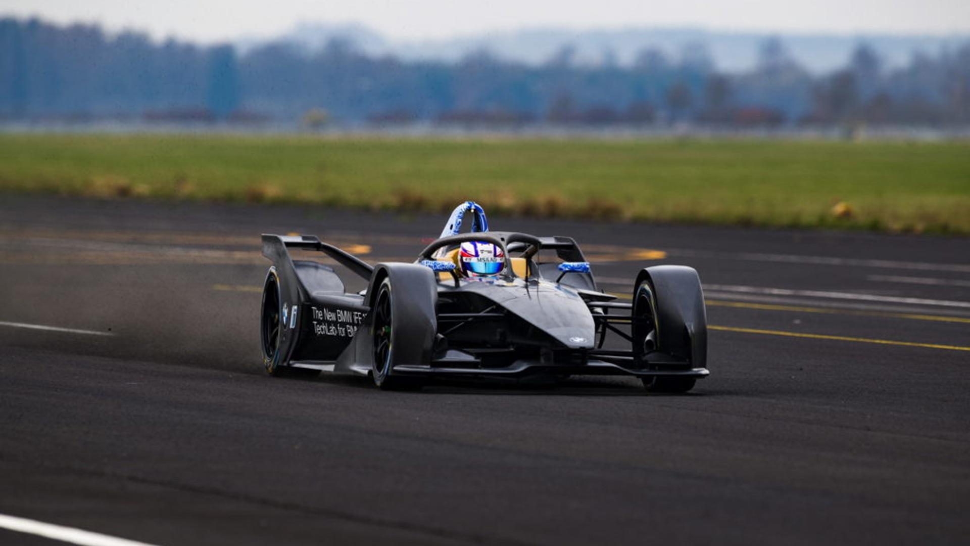 Los grandes fabricantes se unen a la Fórmula E de 2019