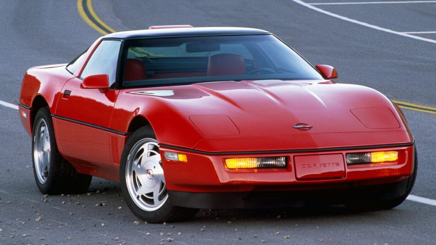 Coche del día: Chevrolet Corvette (C4)
