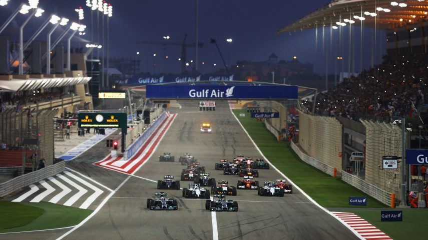 F1 Grand Prix Of Bahrain Race