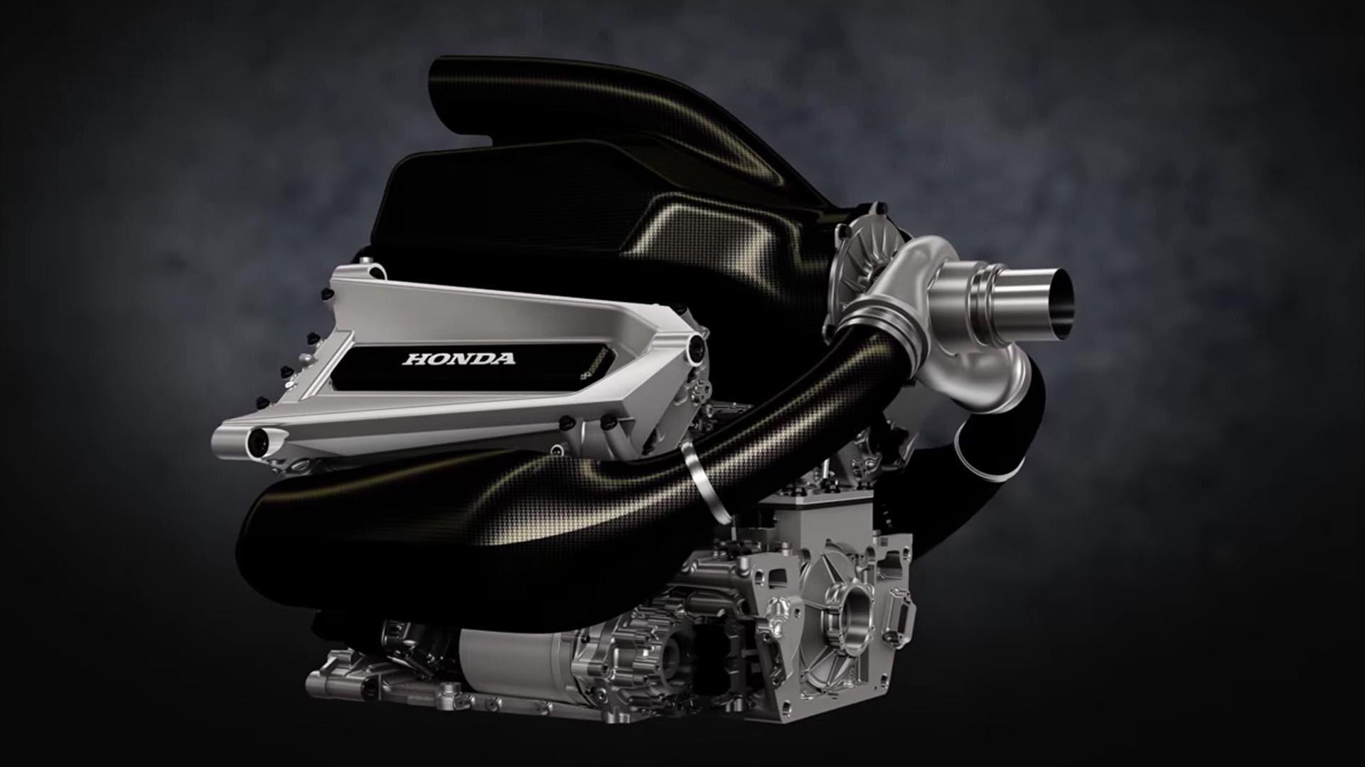 Análisis F1: El cuento de Honda