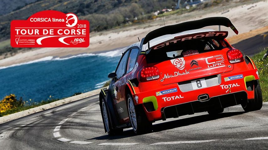 WRC: Comienza el Rally de Córcega