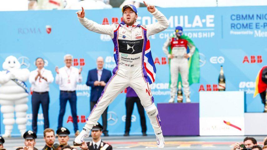 Sam Bird se alza con la victoria en el E-Prix de Roma