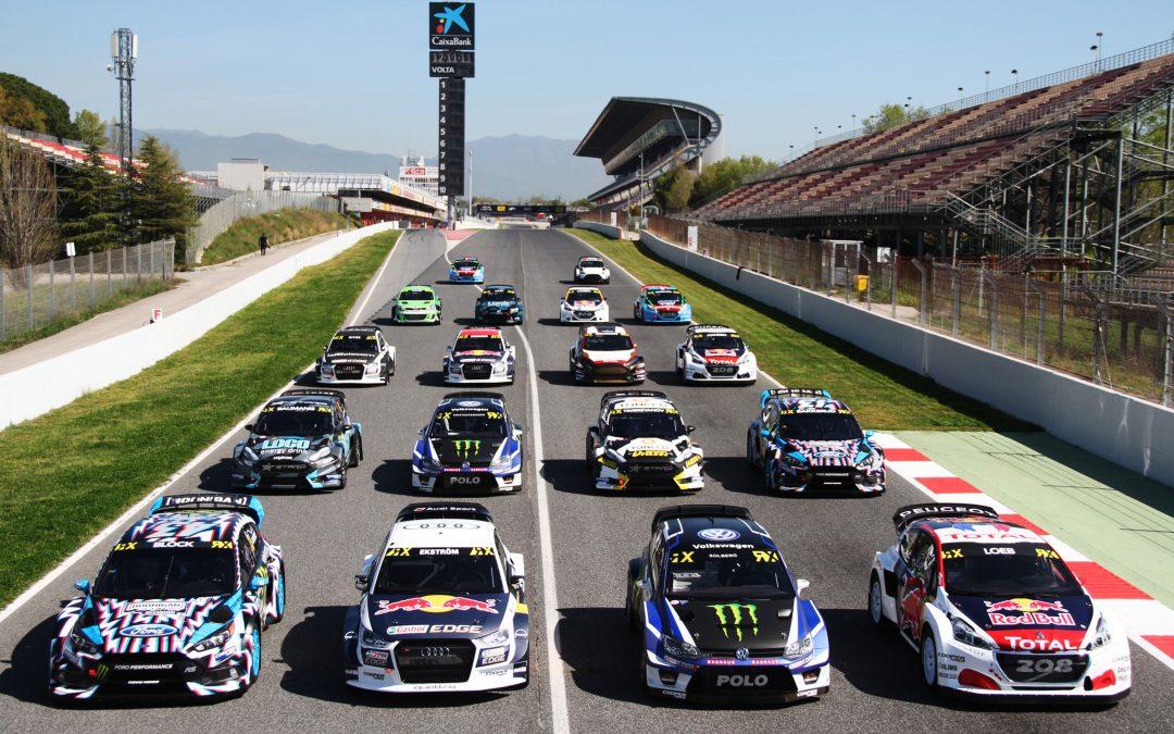 Se inicia la temporada de WRX en Montmeló
