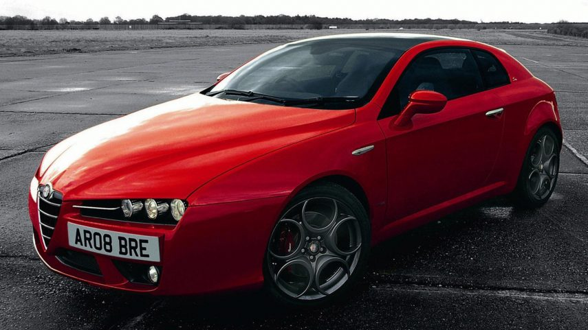 Coche del día: Alfa Romeo Brera