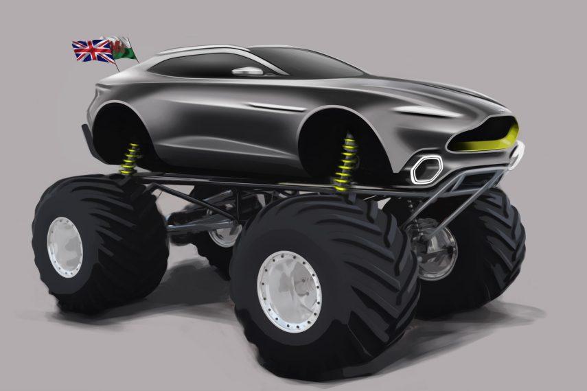 Aston Martin prepara el SUV definitivo, basado en el DBX