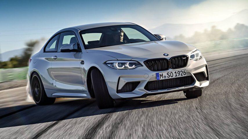 BMW M2 Competition, la cumbre de la Serie 2