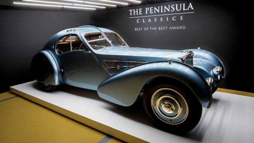 Coche del día: Bugatti Type 57 SC Atlantic