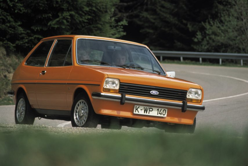 Coche del día: Ford Fiesta (Mk. I)