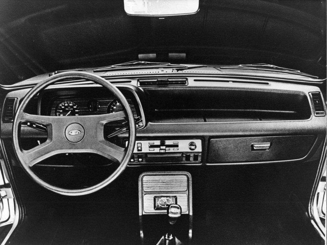 Ford Fiesta Mk.I