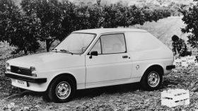 Ford Fiesta Mk.I Van