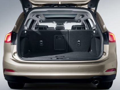 Ford Focus Wagon Titanium 2018