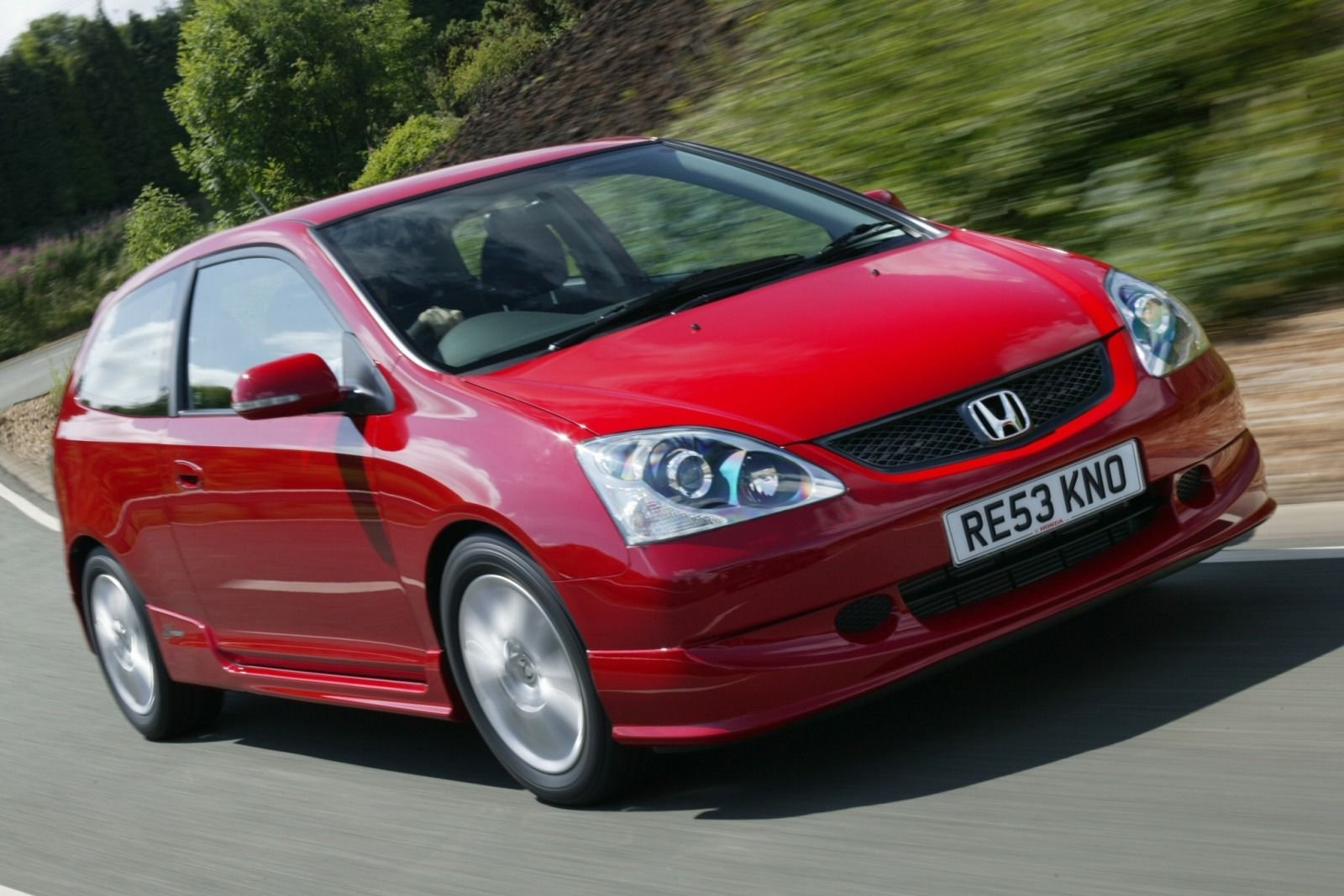 Honda Civic (EP2)