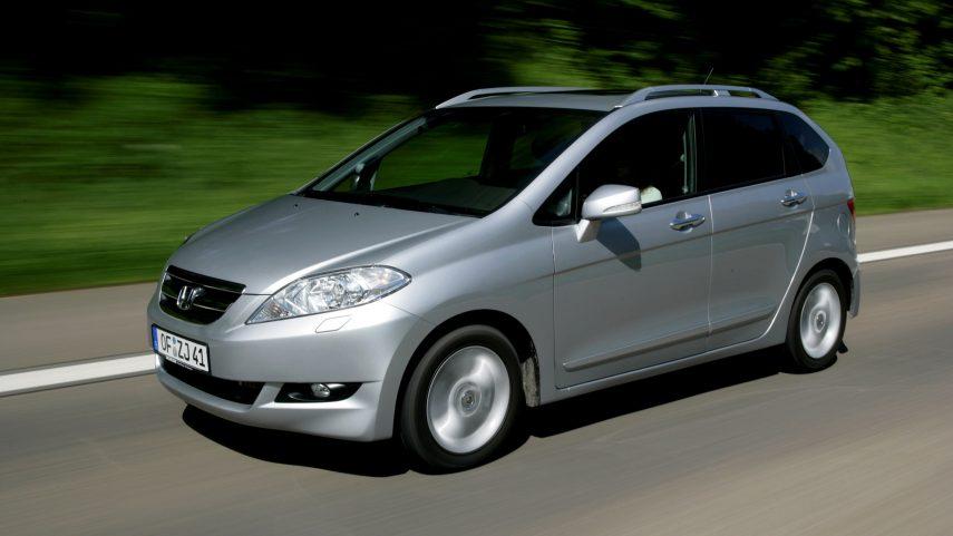 Coche del día: Honda FR-V