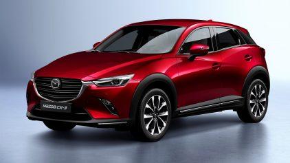 Mazda CX-3 (2018)