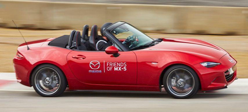 Más potencia para el Mazda MX-5 2.0