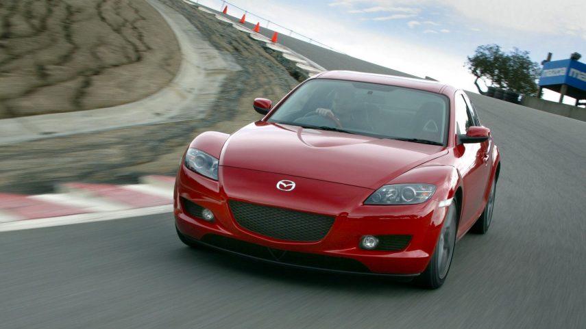 Coche del día: Mazda RX-8
