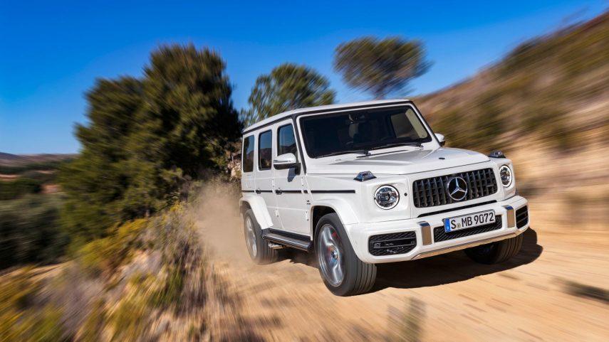 El Mercedes-AMG G 63 ya se puede encargar en España