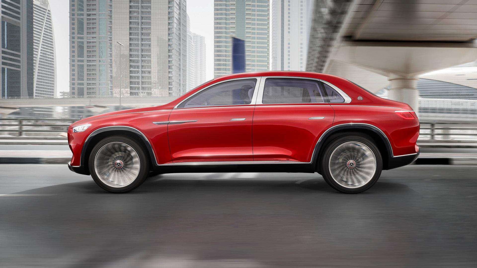 Mercedes-Maybach Ultimate Luxury, lo último en SUV de lujo