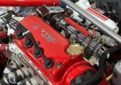 Motor Honda VTEC