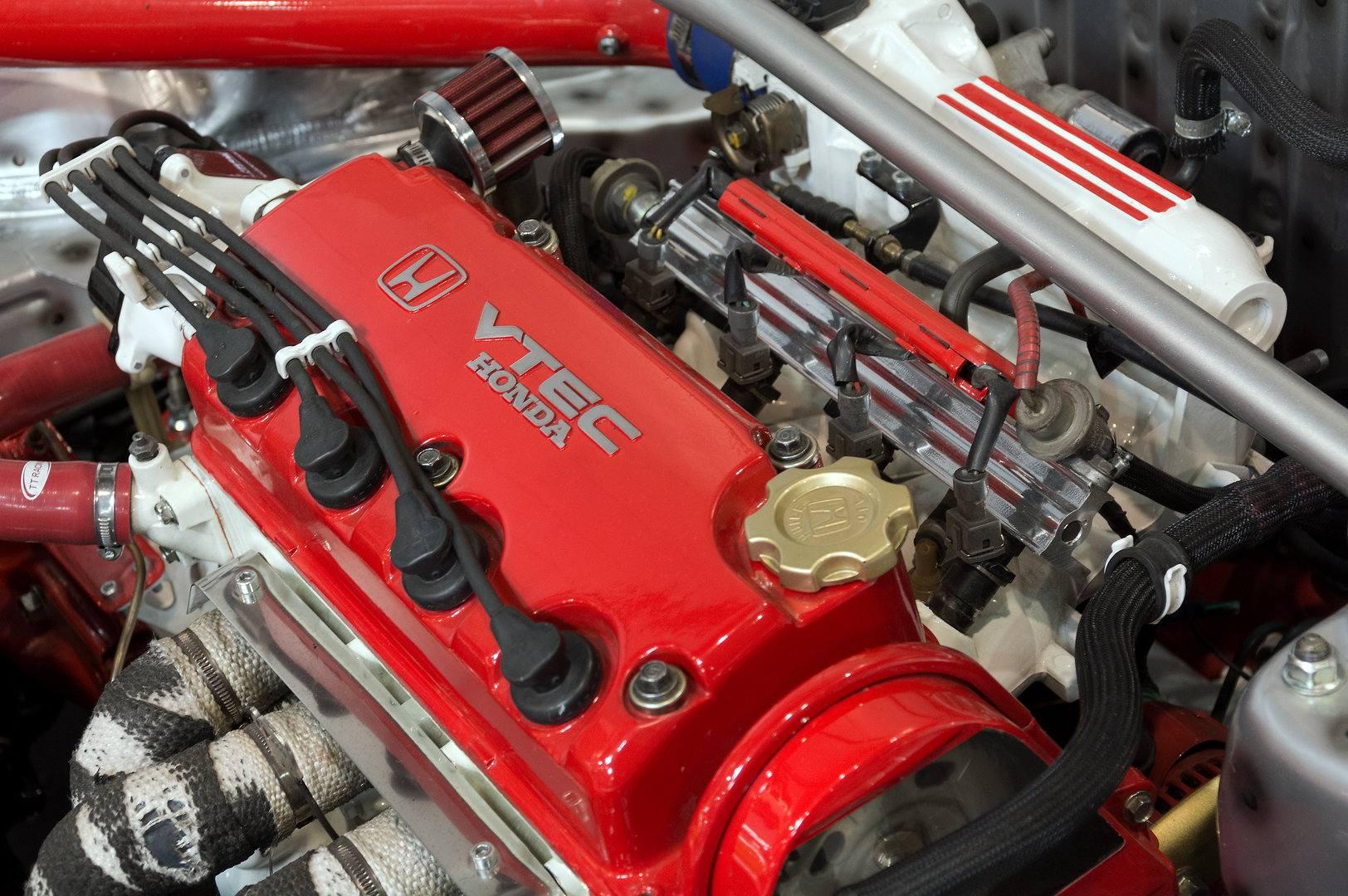 Cómo es el sistema VTEC de Honda