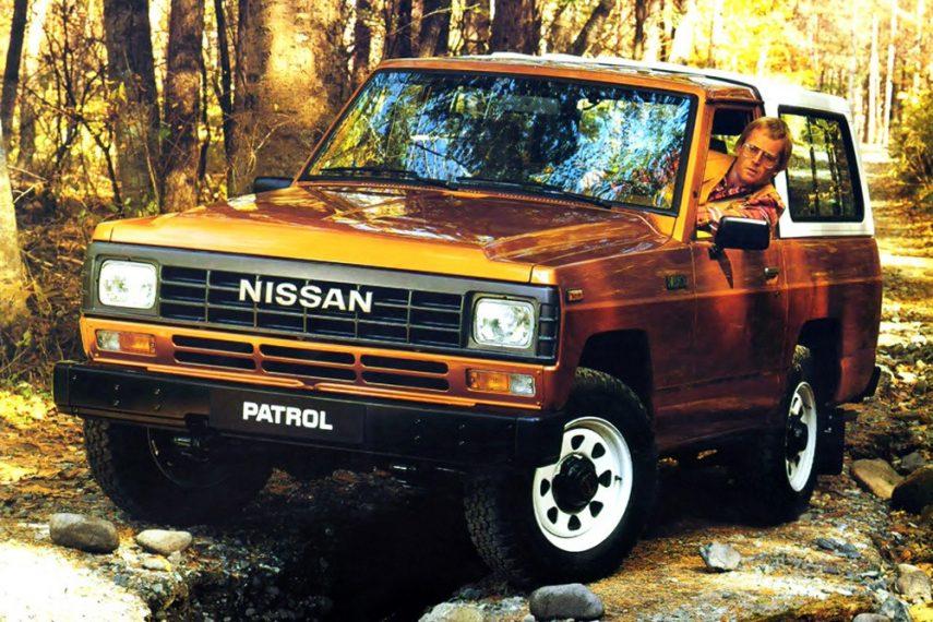 Coche del día: Nissan Patrol (160)