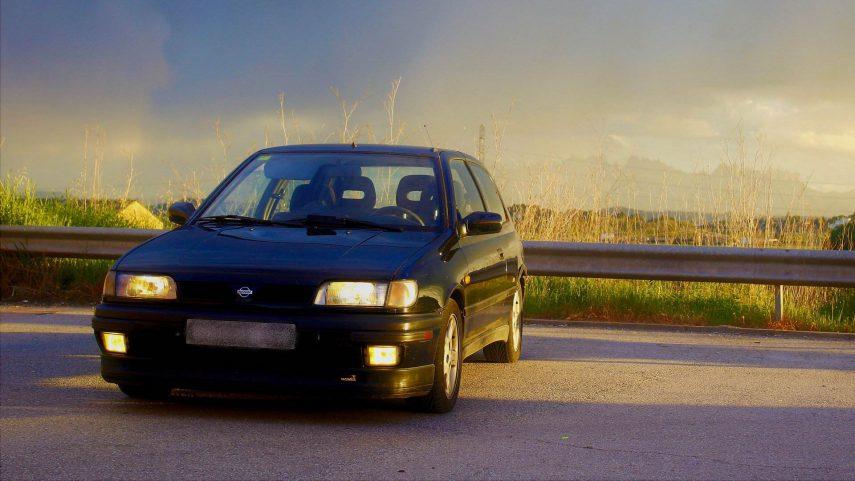 Memorias de un Nissan Sunny GTI