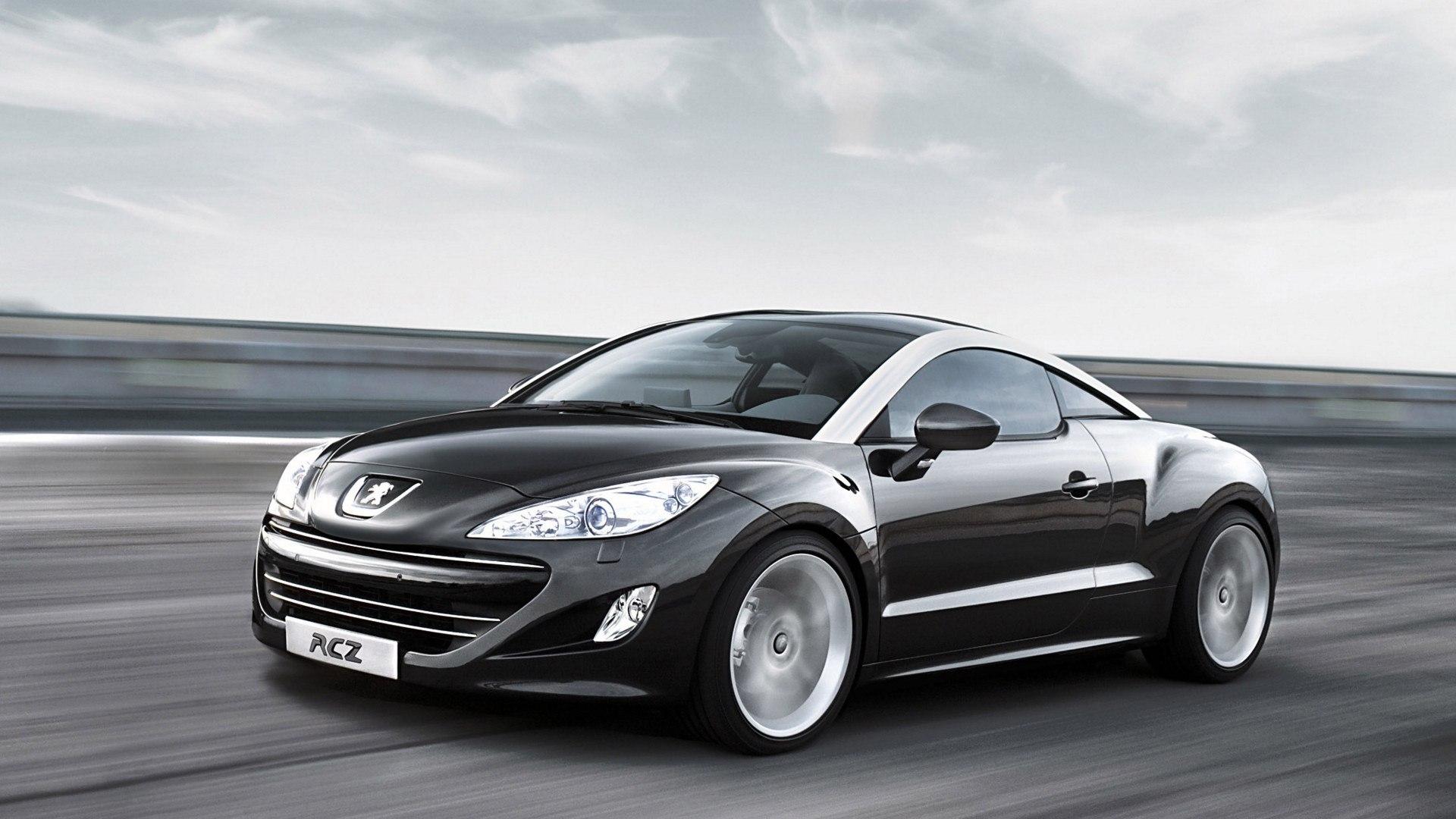 Coche del día: Peugeot RCZ
