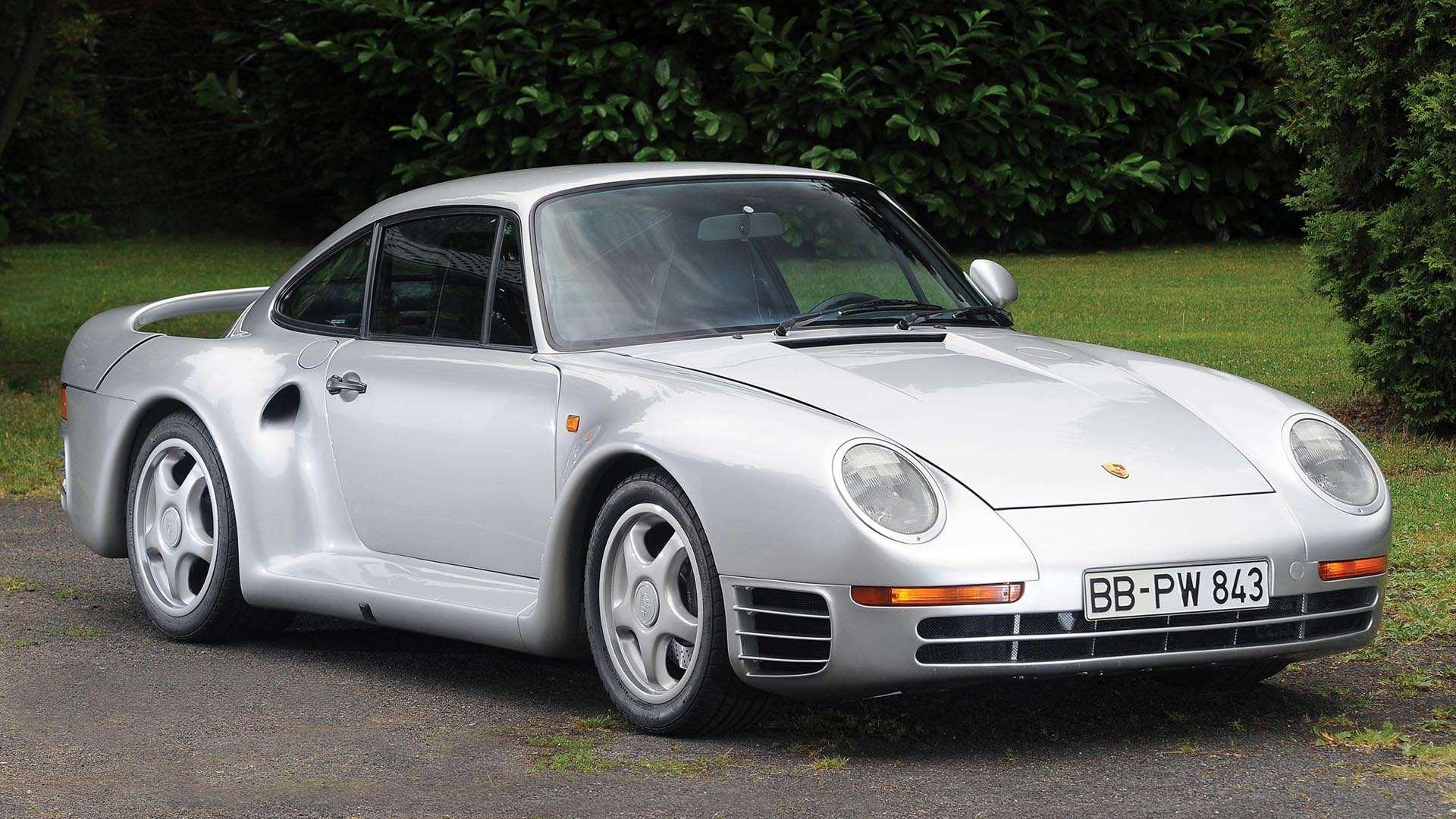 Coche del día: Porsche 959