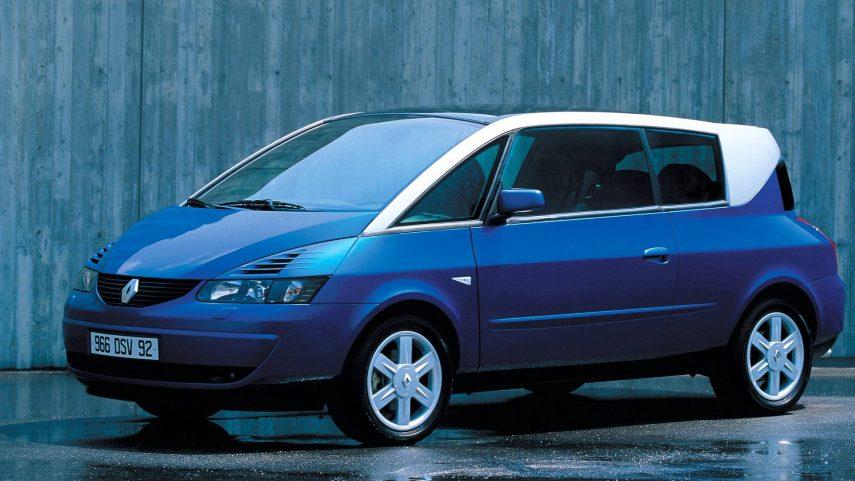 Coche del día: Renault Avantime