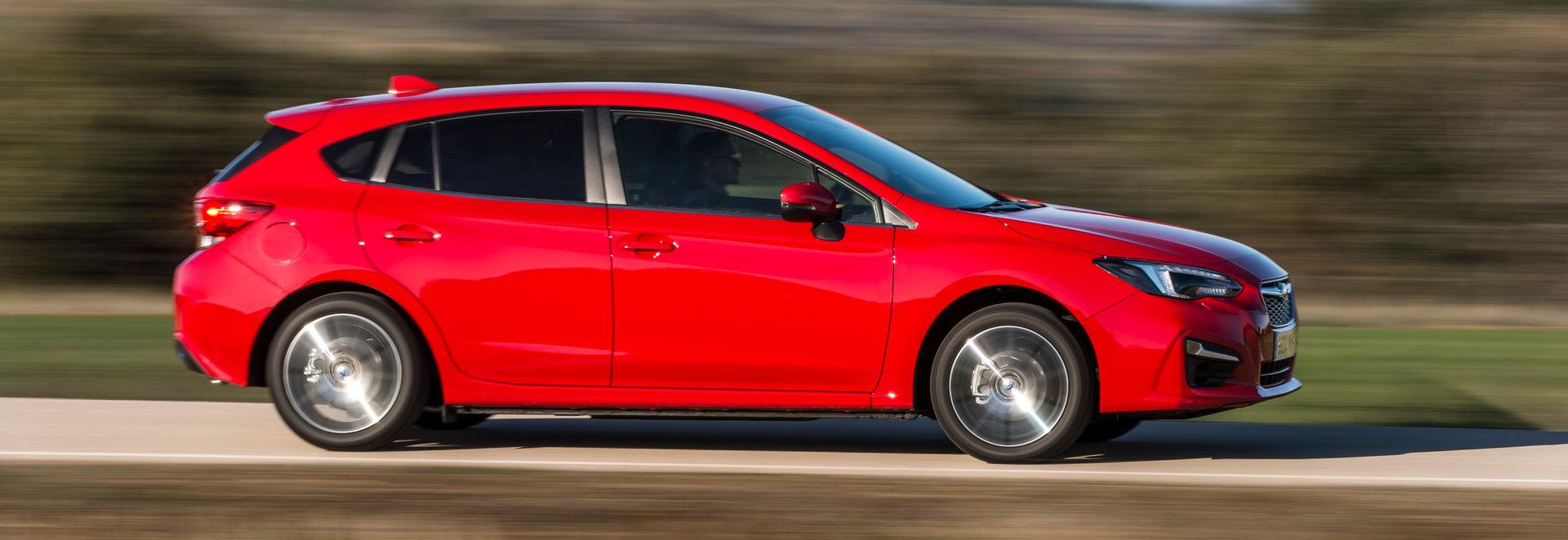 Vuelve el Subaru Impreza a España en su quinta reinterpretación