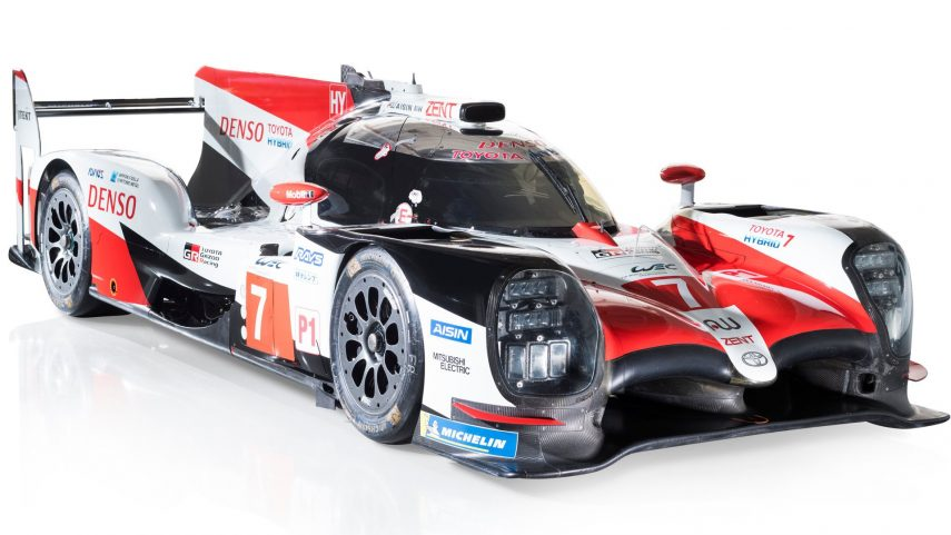 Fernando Alonso luchará con el Toyota TS050 HYBRID por el triunfo en las 24h de Le Mans