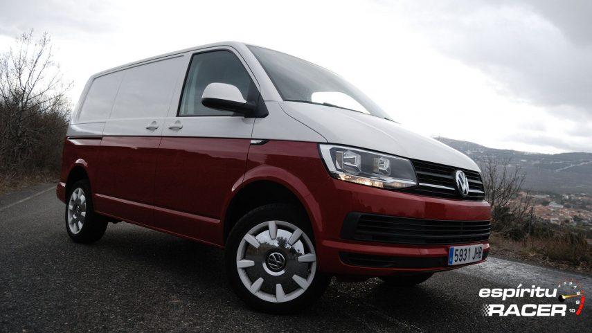 Prueba: Volkswagen Transporter/Caravelle 2.0 TDI