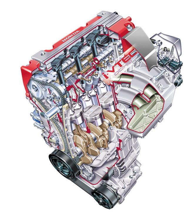 Motor Honda VTEC K20A2